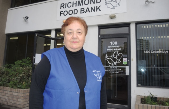 Lola Merenda, RFB Board Secretary and Volunteer